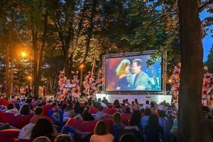Киян запрошують в парк Шевченка на кіносеанси під відкритим небом