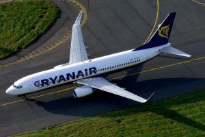 Розпродаж в Ryanair: знижки на всі напрямки з України