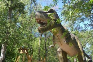 Тиранозавр в повний зріст: на ВДНГ відкриється виставка «Живі динозаври»