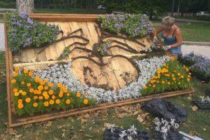 У Голосіївському парку з'явиться «жива» картина (фото)