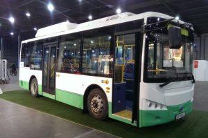 В Україні сертифікували перший електричний автобус (фото)