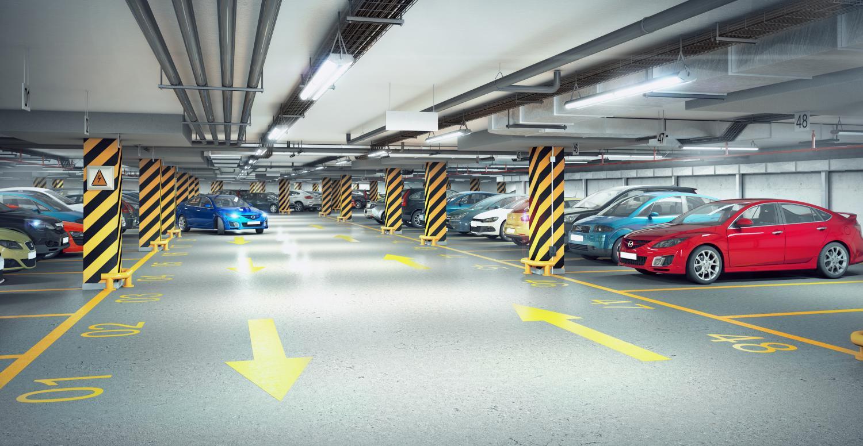 паркінг парковка