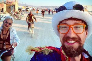 Як українці запалювали на американському фестивалі Burning Man