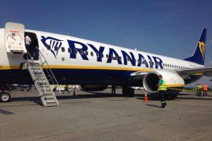 У «Борисполі» приземлився перший рейс Ryanair