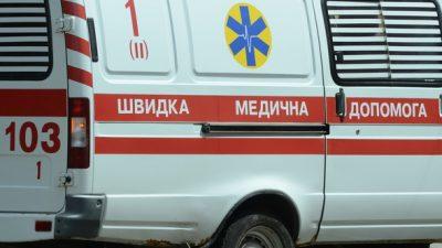 У Києві швидка не доїхала до дитини з опіками