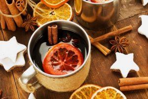 Затишна осінь: 5 рецептів зігріваючих глінтвейнів