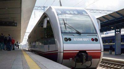 Станція швидкісної електрички в «Борисполі» отримала назву
