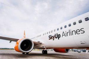 Український лоукостер SkyUp почав продавати квитки в чотири країни