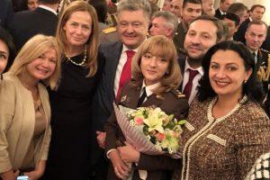 В Україні вперше присвоїли звання генерала жінці (фото)