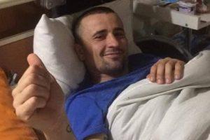 У столичному госпіталі пораненим бійцям ООС потрібна допомога (фото)