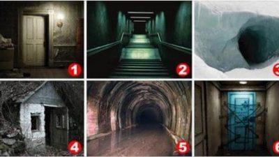 Тест знаменитого психолога. Яка фотографія викликає у вас найбільший страх?