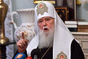 Патріарх Філарет не очолить єдину помісну церкву