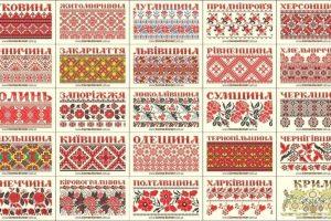 Вишиванка як унікальний код твого краю. Від Луганська до Львова – особливості вишиванок кожного регіону (фото)