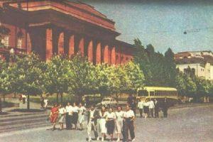 Київ 1950-х: як шпигуни ЦРУ описували життя в столиці