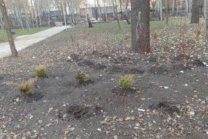 Через вандалів поліція охоронятиме парки Дніпровського району