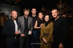 Володимир Кличко відкрив у центрі Києва свій бар (фото)