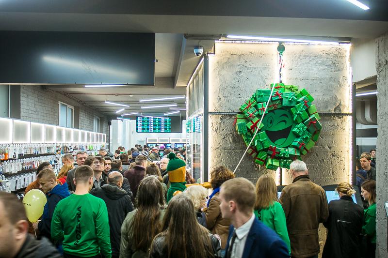 2d85279b57ef У центрі Києва відкрився великий магазин «Розетка» (фото)   То є Львів.