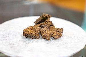 Українські історики знайшли в архіві хліб часів Голодомору (фото)