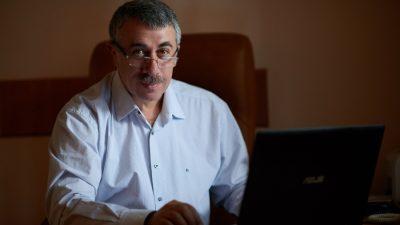Лікар Комаровський: Моя мрія – це союз Зеленського і Смешко