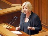 """""""Зелені чоловічки"""": комітет Ради пропонує відсторонити Геращенко від 5 наступних засідань"""