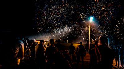 Українців закликають відмовитися від петард і феєрверків на Новий рік