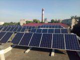 На дахах кількох столичних дитсадків встановили сонячні колектори