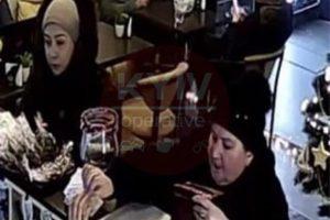 У київських кафе орудують шахрайки (фото)
