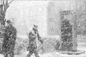Снігопад і хуртовини: в Києві і області погіршиться погода