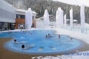 В Закарпатті відкриють перші в Україні геотермальні аквапарки