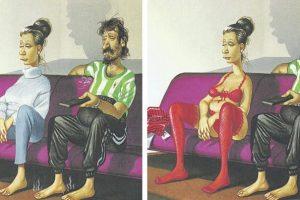 28 абсурдних і чесних ілюстрацій про хвороби сучасного суспільства