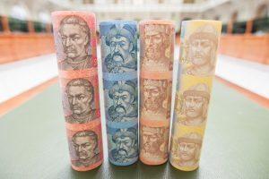 Нацбанк повністю припиняє друк банкнот номіналом до 10 гривень