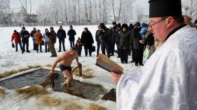 Водохреща у Києві: перелік локацій, де можна окунутися