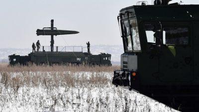 Росія розмістила поблизу України ядерні ракети, – Fox News
