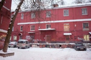З покинутої фабрики на Подолі зроблять культурний простір