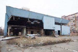 На Райдужному з руїн збудують спорткомплекс (фото)