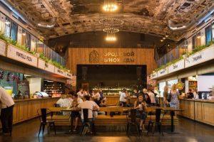 Де буде працювати міський ринок їжі Kyiv Food Market