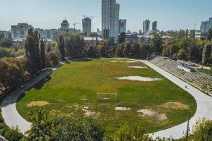 У Києві проведуть реконструкцію стадіону «Старт»