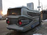 Космічний автобус «Рошен» вийшов у перший рейс (фото)