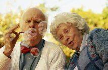 старе подружжя