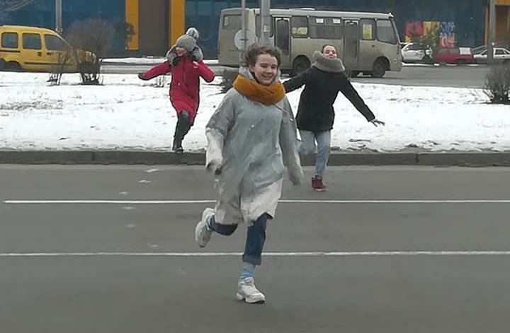 ''Біжи або помри!'' У Києві з'явилася нова небезпечна гра для дітей