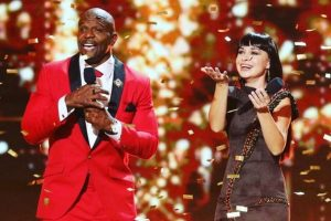 Українка вразила всіх на America's Got Talent: The Champions (відео)