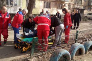 Негода в Києві: четверо постраждалих, в тому числі двоє дітей