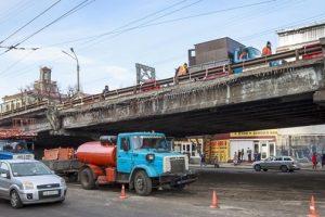 Перекриття Шулявського моста: як буде їздити громадський транспорт
