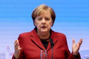 У партії Меркель чекають більше конкретики від Зеленського до другого туру