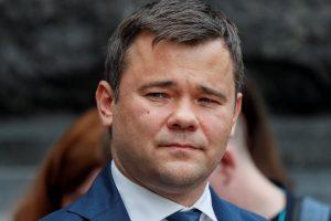Андрій Богдан хоче балотуватися на мера Києва
