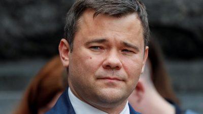 Петиція за відставку глави АП Богдана зібрала понад 25 тисяч підписів