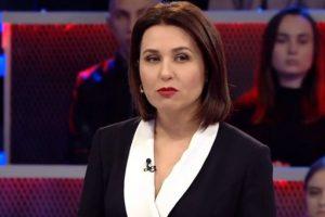 Журналістка Наталія Мосейчук поставила на місце соратників Яценюка (відео)
