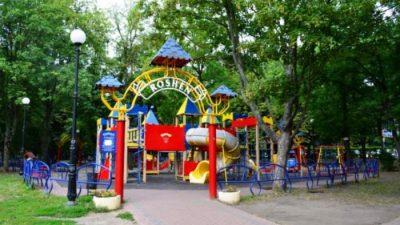 Roshen більше не встановлюватиме дитячі майданчики – через вандалізм
