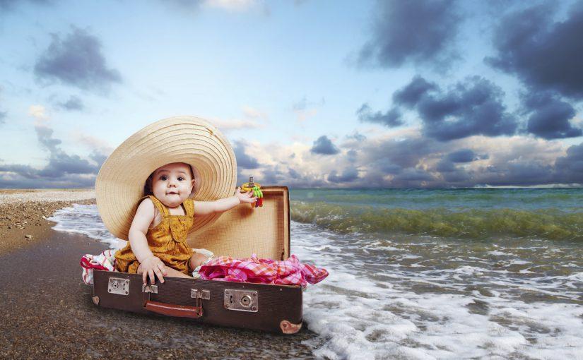 діти подорож