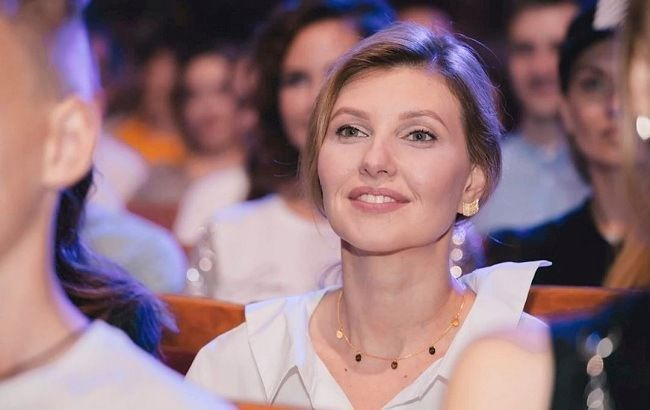 Олена Зеленська (фото: instagram.com/olenazelenska_official)